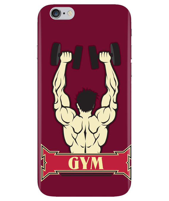 Gym Time Iphone 6 PLUS Cover