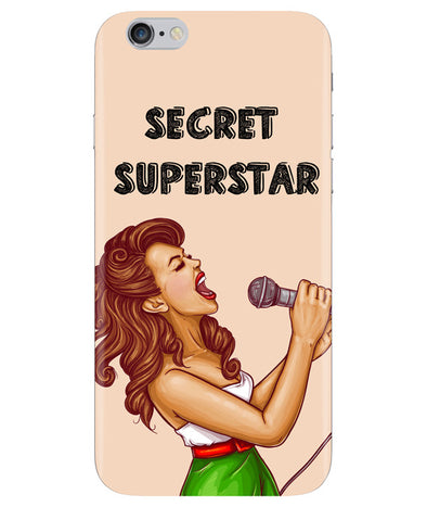 Secret Superstar Iphone 6 PLUS Cover