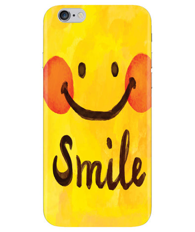 Smiley Mood Iphone 6-PLUS Cover