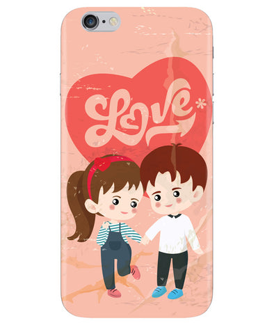 In Love Iphone 6 PLUS Cover