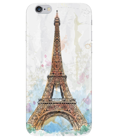 Eiffel Tower Iphone 6 PLUS Cover