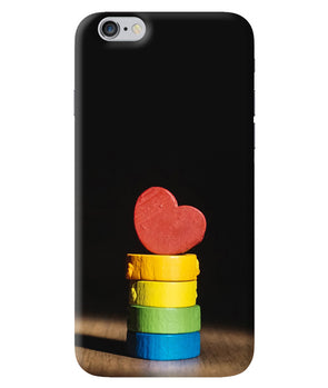 Heart Aim iPhone 6/6S Cover