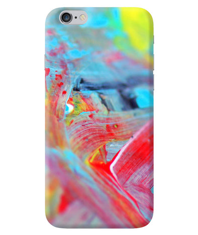 Canvas Strokes iPhone 6/6S Cover