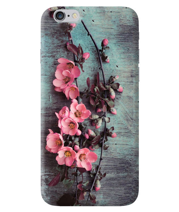 Pink Artistry iPhone 6/6S Cover