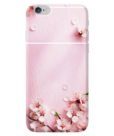 Delicate Rosa iPhone 6/6S Cover