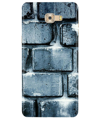 Old Brick  Samsung C7 Pro Cover
