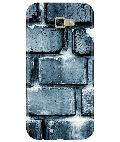 Old Brick  Samsung A7 2017 Cover