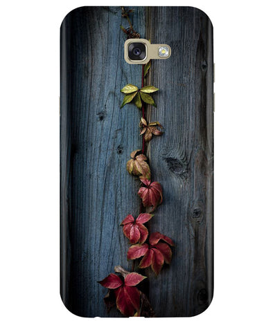 Creeper Bloom Samsung A7 2017 Cover