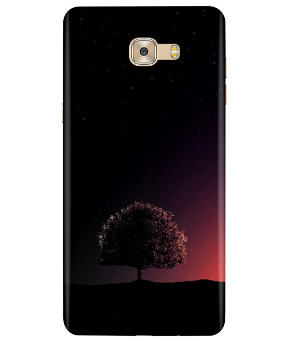 Big Tree Life Samsung C7 Pro Cover
