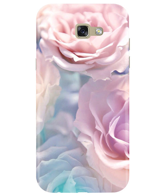 Cool Floral Samsung A7 2017 Cover