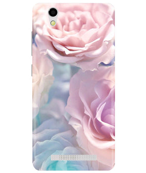 Cool Floral Ginonee F103 Back Cover