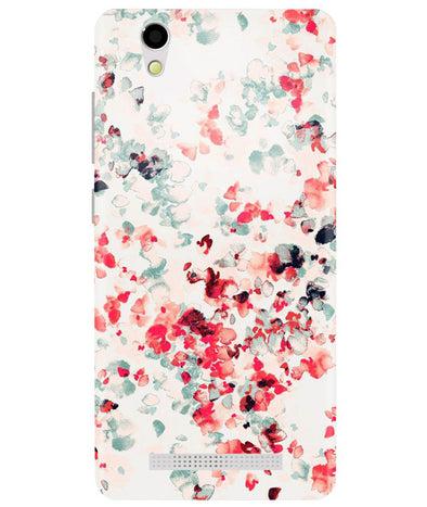 Crimson Petals Ginonee F103 Back Cover