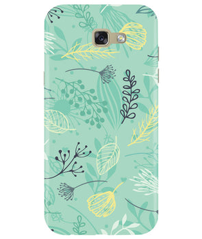 Greenery Samsung A7 2017 Cover