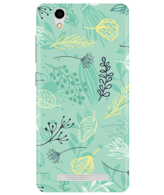 Greenery Ginonee F103 Back Cover