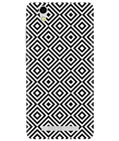 Blackwhite Rug Ginonee F103 Back Cover