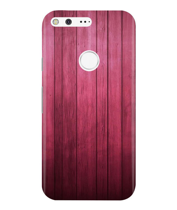 Raspberry Wood Google Pixel Cover
