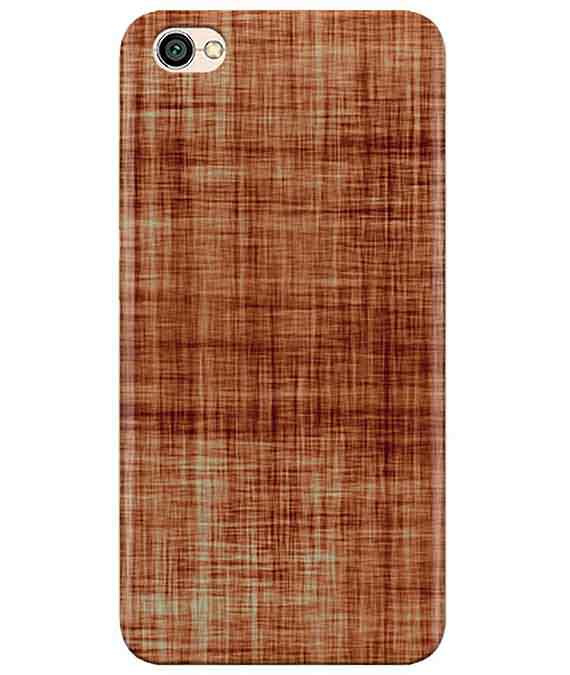 Cream-Brown Play Redmi Y1 Lite Cover