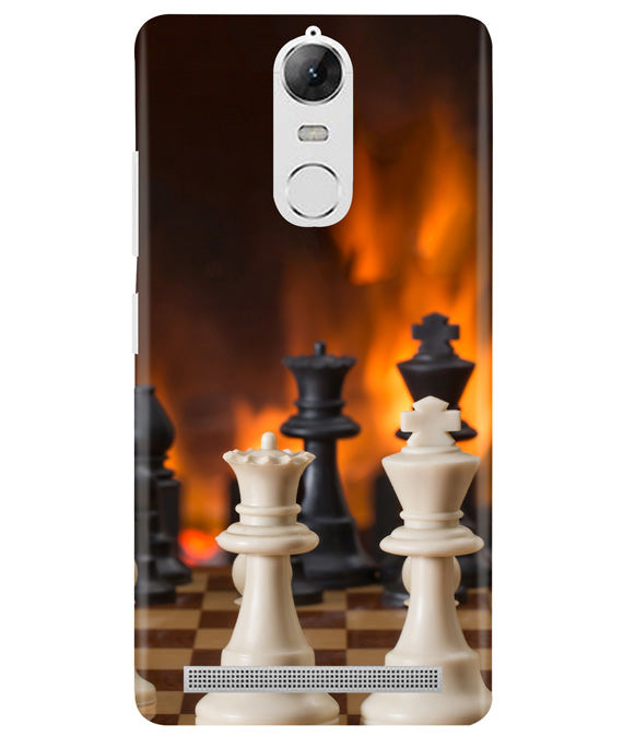 Chess Play Lenovo K5 Note Cover