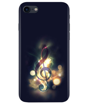 Musical End iPhONE 8 Cover