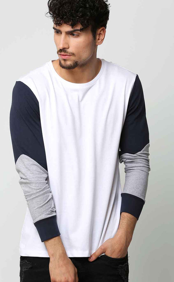 Designer Sleeve T Shirt For Men