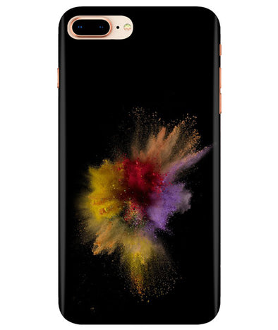 Colour Blast iPhONE 7Plus Cover