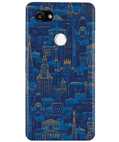 New York View Google Pixel 2 XL Cover