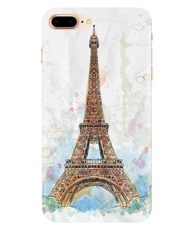 Eiffel Tower iphone 7 plus cover