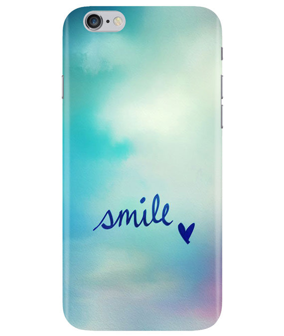 Just Smile iPhONE 6PLUS Cover