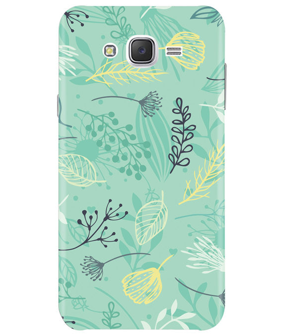 Greenery Samsung J7 2015 Cover