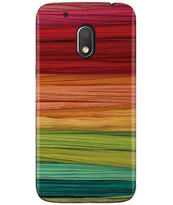 Colourful Piles MOTO G4 PLAY Cover