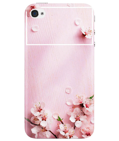Delicate Rosa iPhONE 4 Cover