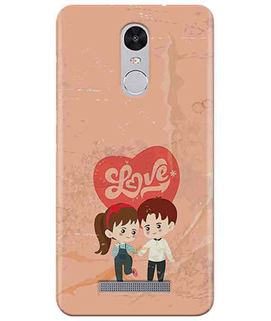 In Love Redmi Note 3 Cover