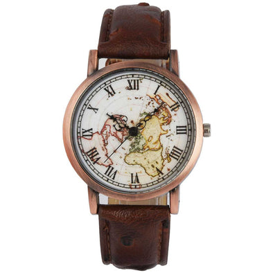 Infinitum Brown Watch