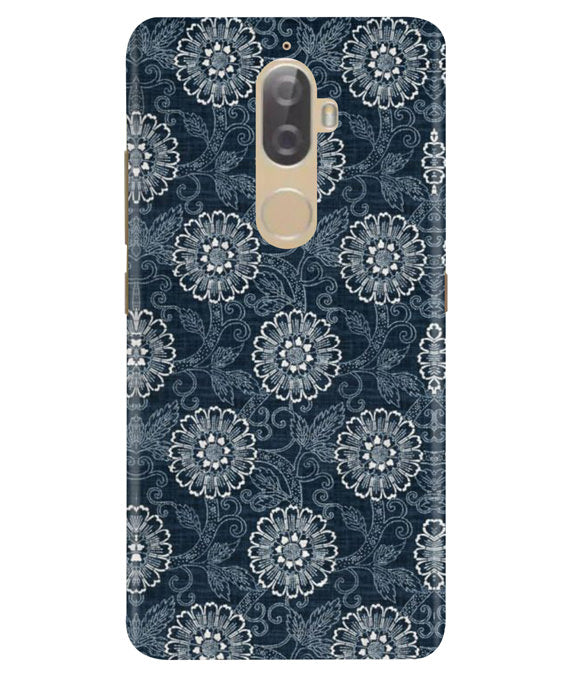 Floral Interiors Lenovo K8 Plus Cover