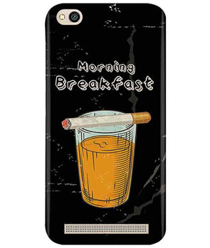 Morning Breakfast Redmi 5A Cover