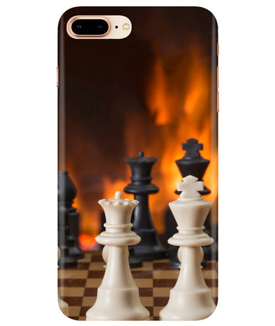 Chess Play iPhONE 8Plus Cover