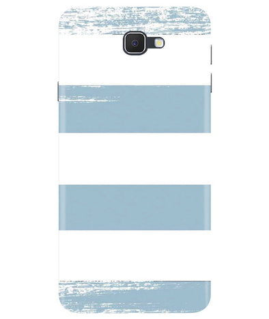 Glitch Whitewood Samsung J7 Prime Cover