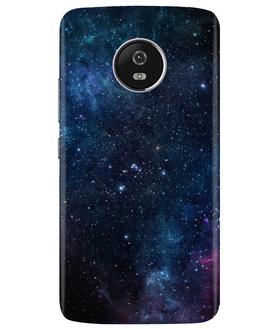 Deep in Galaxy Moto G5 Plus Cover