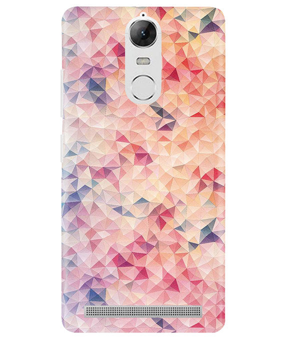 Quartz Glow Lenovo K5 Note Cover