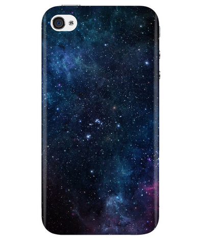 Deep in Galaxy iPhONE 4 Cover