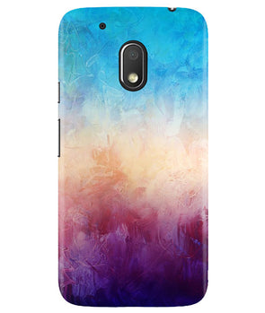 Colore Mist Moto G4 Play Cover