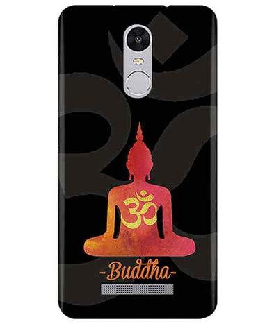 Divine Buddha Redmi Note 3 Cover