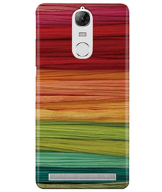 Colourful Piles Lenovo K5 NoteCover