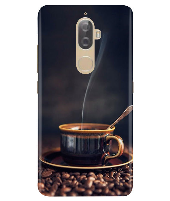 Coffee Brew Lenovo K8 Plus Cover