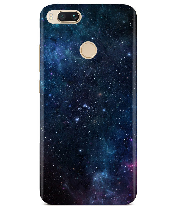 Deep in Galaxy Redmi A1 Cover