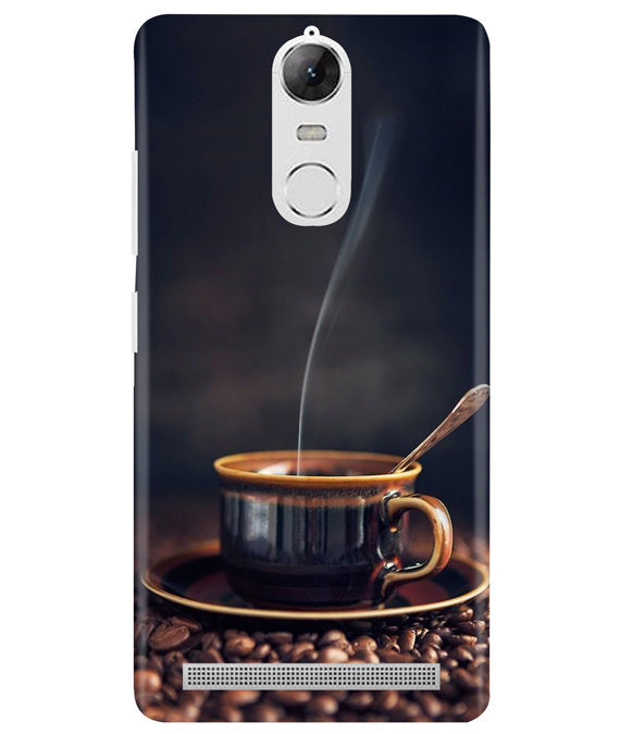 Coffee Brew Lenovo K5 Note Cover