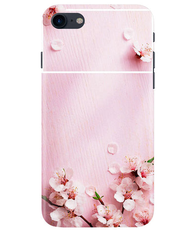 Delicate Rosa iPhONE 8 Cover
