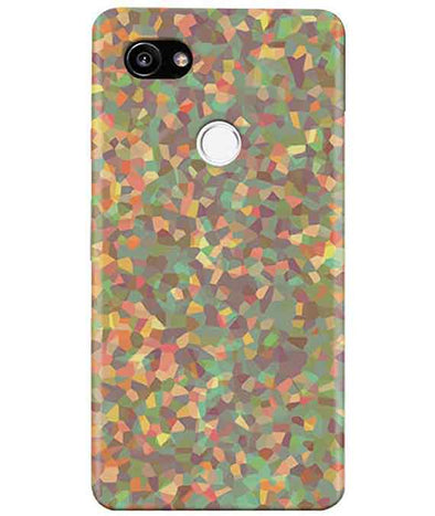 Colorful Frit Google Pixel 2 XL Cover