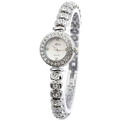 Ladies' Silver Bracelet Watch