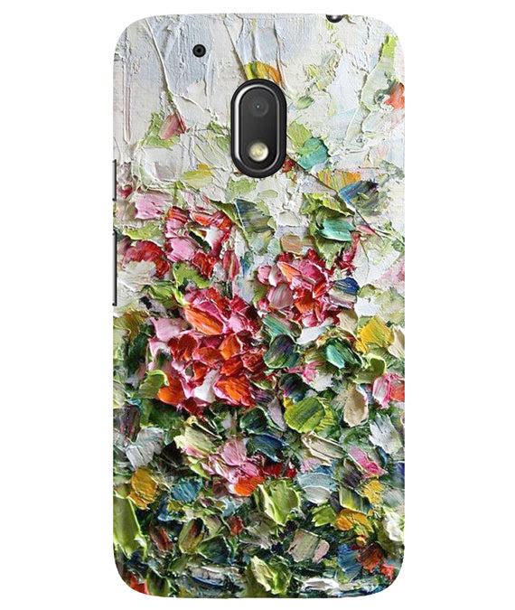 Colour Blast Moto G4 Play Cover